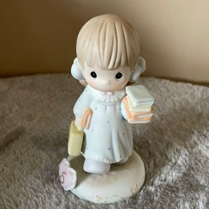Precious Moments Growing in Grace age 5 figure